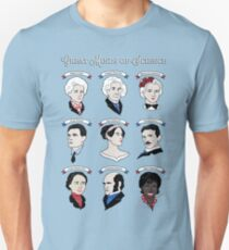 Great Minds of Science - Set Unisex T-Shirt