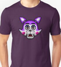 Five Nights at Candy's - Pixel art - Cindy the Kitty Unisex T-Shirt