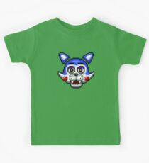 Five Nights at Candy's - Pixel art - Candy the Cat Kids Tee