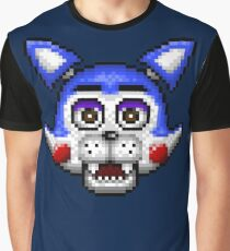 Five Nights at Candy's - Pixel art - Candy the Cat Graphic T-Shirt