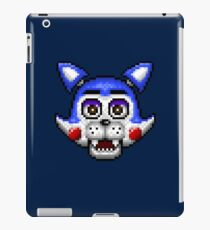 Five Nights at Candy's - Pixel art - Candy the Cat iPad Case/Skin