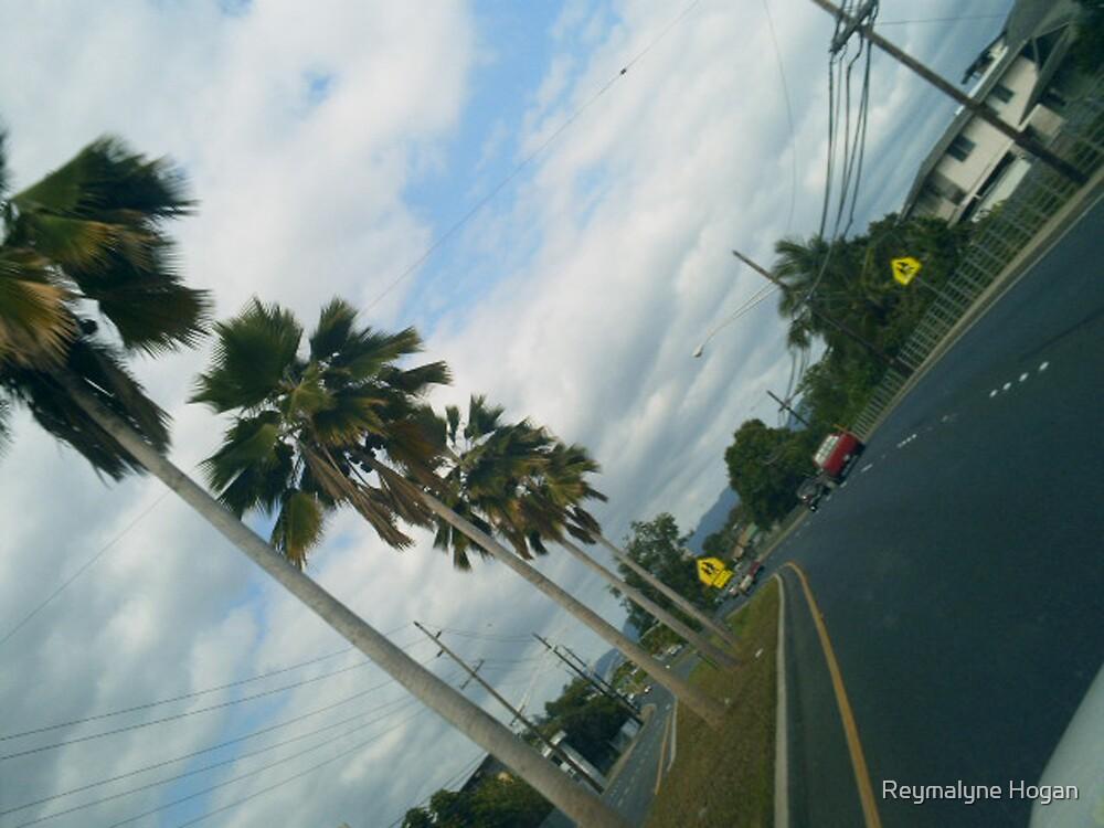 beautiful skies by Reymalyne Hogan