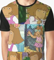 DW collage Graphic T-Shirt