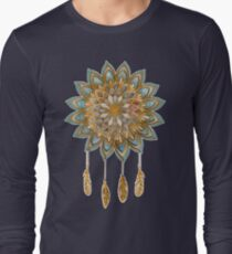 Golden Dreams Dreamcatcher T-Shirt