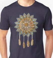 Golden Dreams Dreamcatcher Unisex T-Shirt