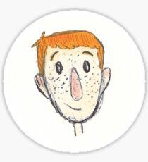 Ron Sticker