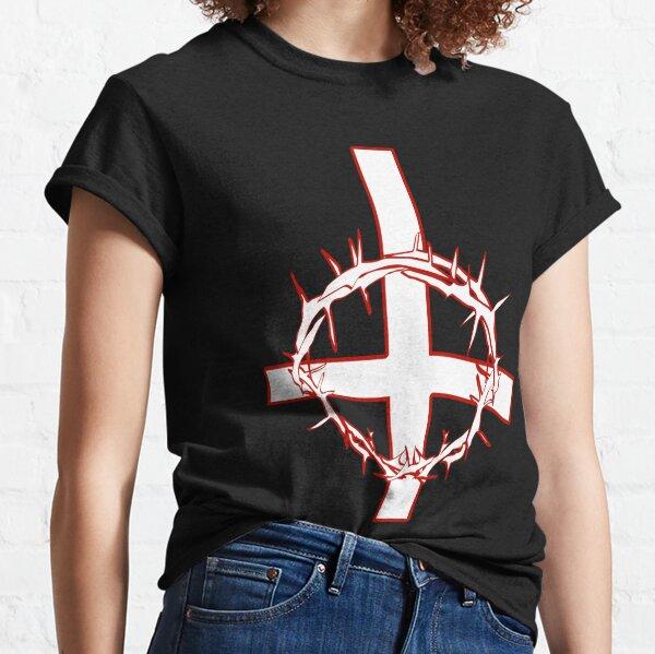 Invert Thorn Cross Classic T-Shirt