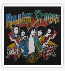 Vintage 70's- Tour of America Sticker