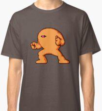 MegaMan Yellow Devil Classic T-Shirt
