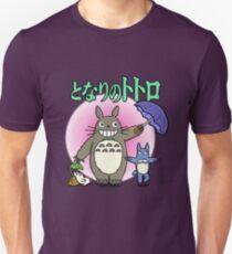 """Totoros Part 2"" Unisex T-Shirt"