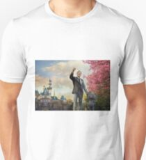 Partner Statue Comes to Life Unisex T-Shirt