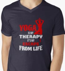 Yoga Is My Therapy T-Shirt