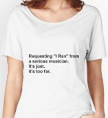 La La Land - Sebastian Quote Women's Relaxed Fit T-Shirt