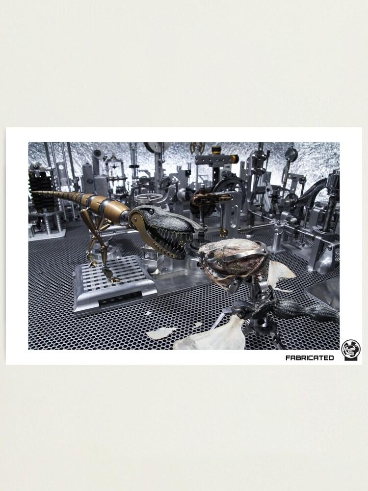 Alternate view of Fabricated Movie Still 4 Photographic Print