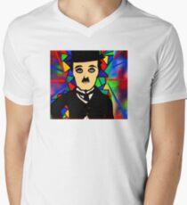 Chaplin Men's V-Neck T-Shirt
