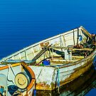 Boats in the Water by kenmo