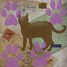 Cat Travels Too by GrimalkinStudio