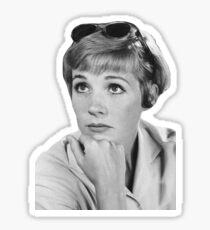 Julie Andrews  Sticker