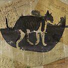 Cat Travels by GrimalkinStudio