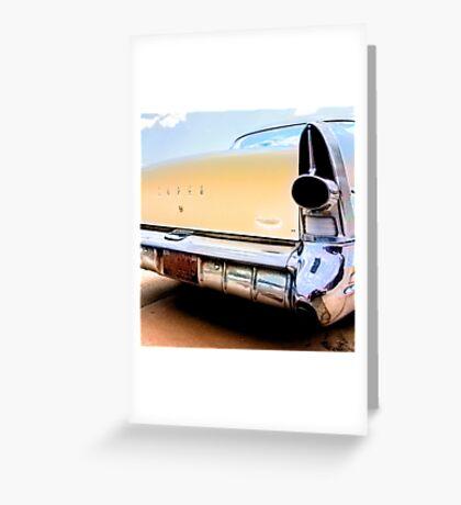 super duper, route 66, arizona Greeting Card
