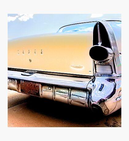 super duper, route 66, arizona Photographic Print