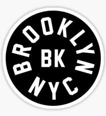 Brooklyn - NYC  Sticker