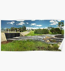 Storm Water. Poster