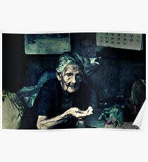 Poverty Poster