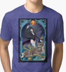 Trickster Tarot The Magician Tri-blend T-Shirt