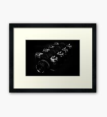 [•] Canon Canonflex Collector Framed Print
