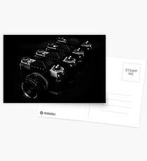 [•] Canon Canonflex Collector Postcards