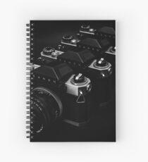 [•] Canon Canonflex Collector Spiral Notebook
