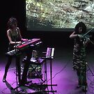Live Multimedia Performance by mare