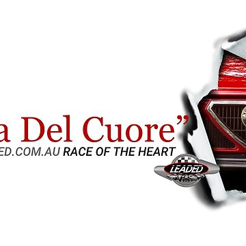 Corsa Del Cuore - 75 - Leaded Magazine by mtmeegallery
