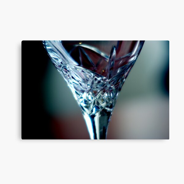 Empty Glass Canvas Print