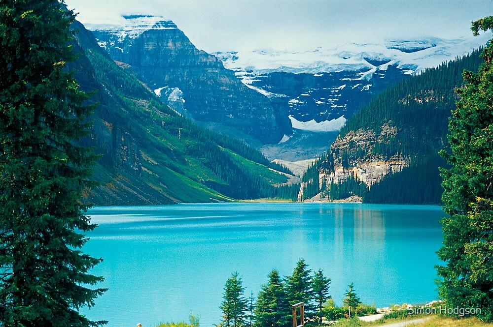 Lake Louise by Simon Hodgson