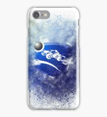 Sandstorm Rocket League Logo iPhone Case/Skin
