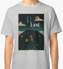 La La Land - Planetarium Movie Style Poster Classic T-Shirt