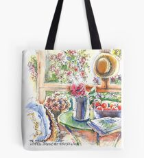 The Summer Kitchen. South of France Tote Bag