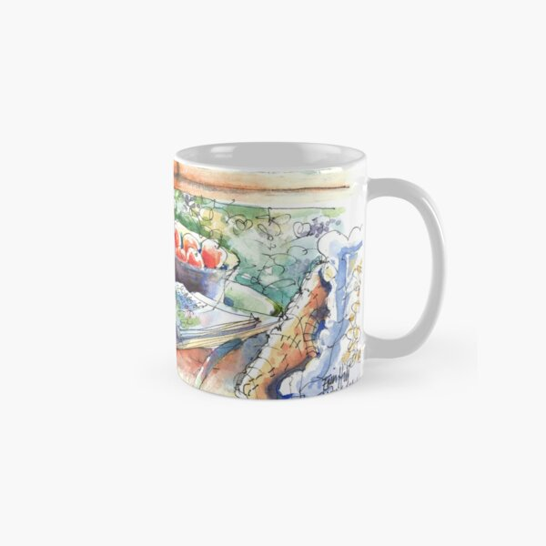 The Summer Kitchen. South of France Classic Mug