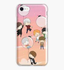 BTS 3RD ANNI iPhone Case/Skin