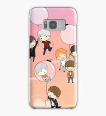 BTS 3RD ANNI Samsung Galaxy Case/Skin