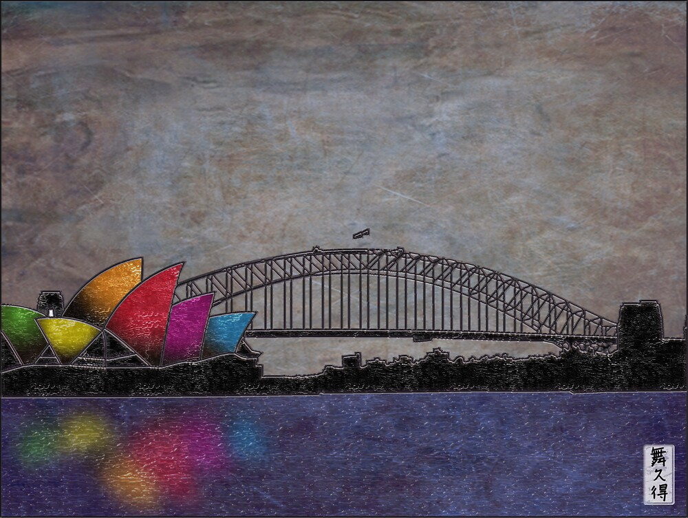 Sydney by Mike Connor