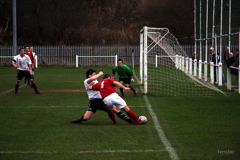 Saving Tackle by fenster