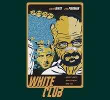 White Club (Breaking Bad + Fight Club mashup)   Unisex T-Shirt