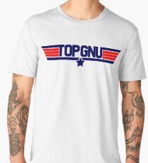 GNU LINUX Men's Premium T-Shirt