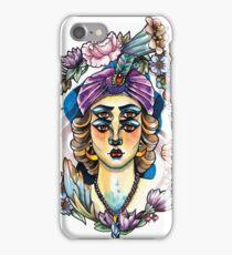 Madame Floral iPhone Case/Skin