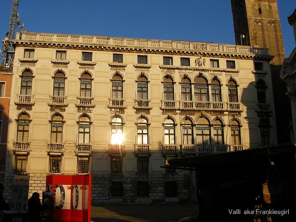 Venetian Palace along the Strada Nuova by Valli  aka Frankiesgirl