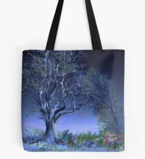 weathered friends Tote Bag