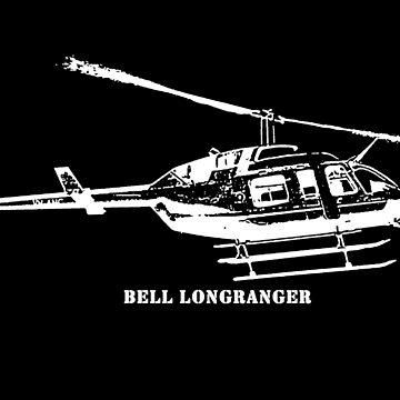 Bell LongRanger - Bell 206L3 by PrecisionHeli